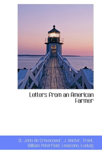 Letters from an American Farmer (Bibliolife Reproduction)
