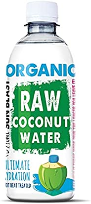 Sun Blast Organic Raw Coconut Water - 250ml, pack of 12