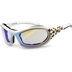 ARCTICA ® Sportbrille Sonnenbrille + ANTI-FOG