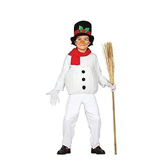 Disfraz de Muñeco Nieve Barrigón infantil