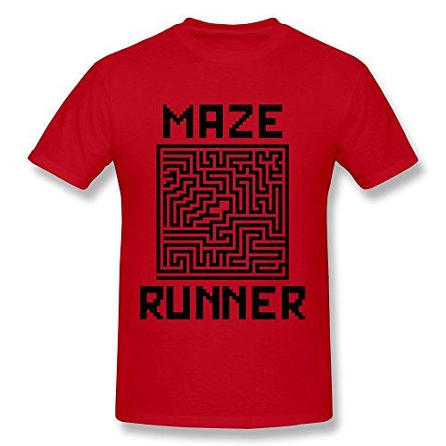 n T-Shirt Gr. L, Schwarz - Rot ()