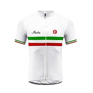 Uglyfrog Magliette Jersey Uomo Mountain Bike Manica Corta Camicia Top Abbigliamento Ciclismo Estate Style/+3D…