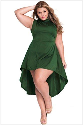 meinice-verde-mock-cuello-sin-mangas-vestido-de-alta-baja-con-curvas-verde-verde-xx-large