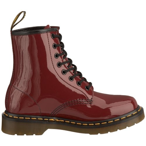 Dr. Martens Original 1460 Cherry Rouge - Leather Patent