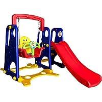 اللعبة انزلاق والارجوحة - لعبة خارجية للاطفال