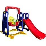 Outdoor play - Swing & Slide