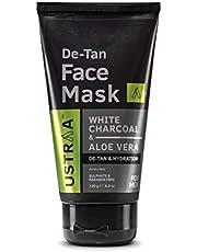 Ustraa De-Tan Face Mask - Dry Skin - 125 gm