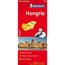 Carte NATIONAL Hongrie