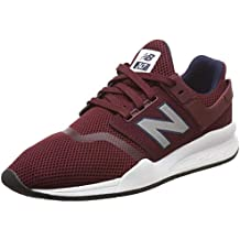 new balance 247 uomo bordeaux