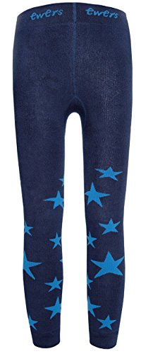 Legging Sterne Thermo Navy - 98-104