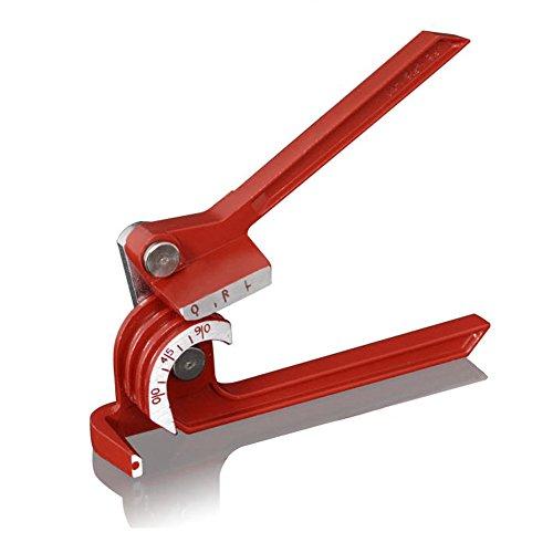 Mini-Rohrbieger, Wildlead 3 in 1 6/8/10mm Rohr Biegezange Bremsleitung biegen Rohrbieger Rohrbiegegerät Tube Bender Spezial Werkzeug (3 8 Stahl Bremsleitung)