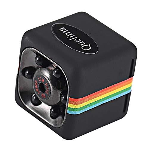 non-brand Homyl Quelima SQ11 Mini-DVR-Recorder-Kamera 120-Grad-HD-Auto-Recorder Schwarz 120-grad-auto