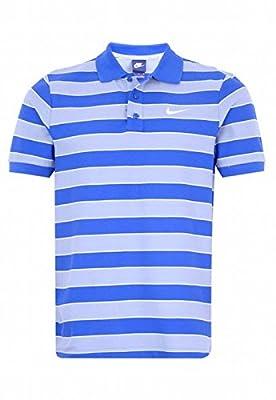 Nike Herren Tennis - Polohemd Poloshirt MATCHUP PIQUE POLO game royal von Nike bei Outdoor Shop