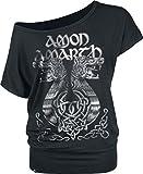 Photo de Amon Amarth Ship T-Shirt Manches Courtes Noir par Amon Amarth