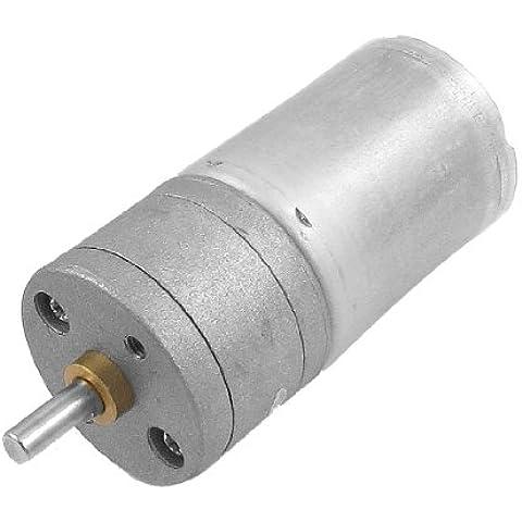 25mm Dia 40RPM Output Velocità 6V DC