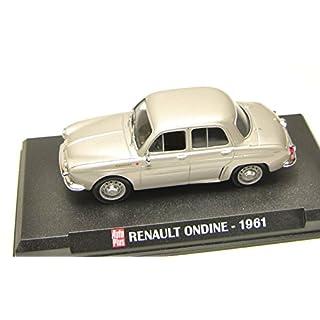Unbekannt Auto 1:43 Renault Dauphine Ondine 1/43 IXO AP2