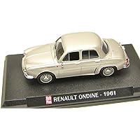 Générique DIECAST Car 1:43 Renault Dauphine Ondine ...