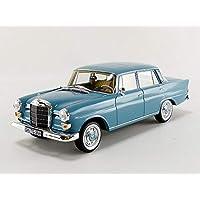 Norev® NV183577 1:18 Mercedes-Benz 200 1966, Verde