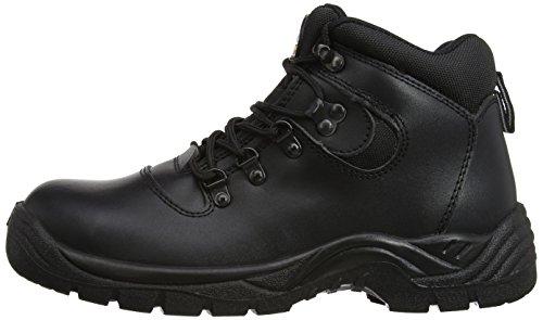 Dickies Fury Sicherheitswanderschuhe S1-P schwarz geölt OLB FA23380, 44 EU (10 UK) Schwarz (Black)