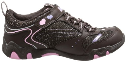 Skechers Fireflies Sneaker, Bambina Marrone (CHPK)