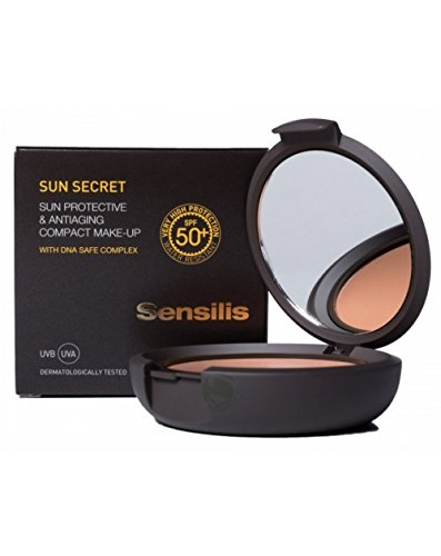 Sensilis - Maquillaje compacto sun secret spf 50+