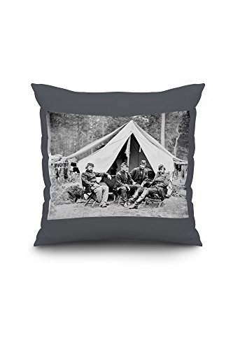 the-peninsula-va-gen-mcclellans-officers-civil-war-photograph-18x18-spun-polyester-pillow-case-custo