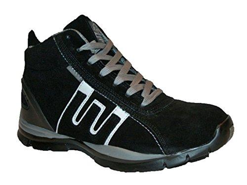 Groundwork GR86 S, Chaussures de sécurité mixte adulte Noir