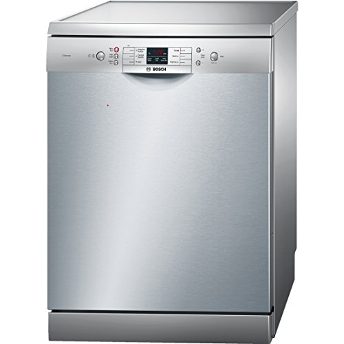Bosch Free-Standing 12 Place Settings Dishwasher (SMS60L18IN, Stainless Steel)