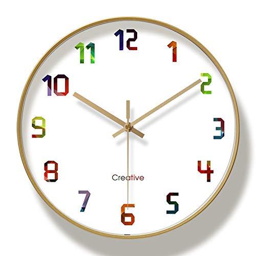 Quarz-Wanduhr Uhrzeigerset Uhrwerk