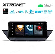 "XTRONS 10,25"" Android 10.0 4GB RAM 64GB ROM FÜR BMW Auto Multimedia Player mit Touchscreen Octa Core eing"