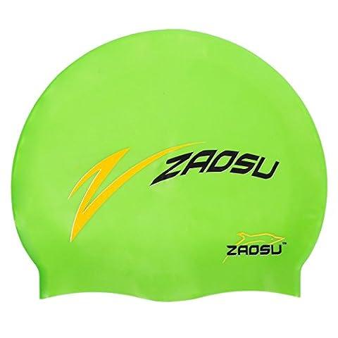 ZAOSU Badekappe Z-Green