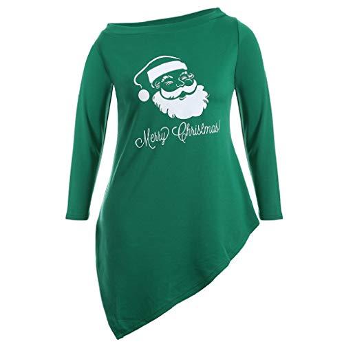 Soupliebe Männer Frauen Modus 3D Weihnachten Print Langarm Paare Hoodies Top Bluse Shirts Kapuzen Sweatjacke Kapuzenpullover Pullover Sweatshirt