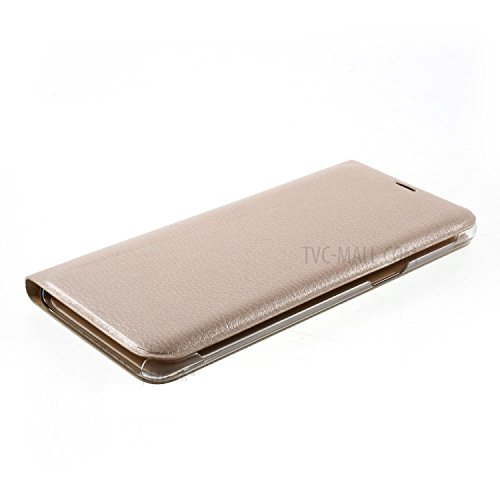 Samsung Galaxy Note 8 SmartLike perfect Fitting Premium Quality Leather Flip Cover for Samsung Galaxy Note 8 GOLD