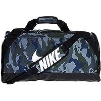 Nike Nk Brsla M Duff-AOP Unisex – Adulto, Dark Grigio/Nero/Bianco, MISC