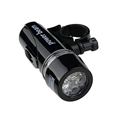 SaySure - Light Flashlight Torch Lamp w/ Mounting Access LED Bicycle Bike Headlight