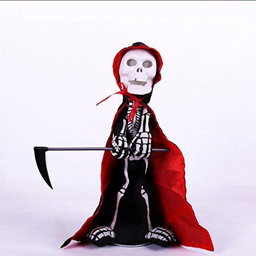 Elektrische Skeleton Schlepper Spielzeug Geburtstag Geschenke Kreative Geschenke Lustige Piraten senden ihren Freund Diy (Lustige Halloween Kostüme Für Männer Diy)