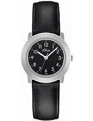 s.Oliver Damen-Armbanduhr SO-522-LQ