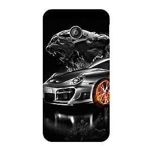 Perfect print back cover for Motorola Moto E2nd Gen