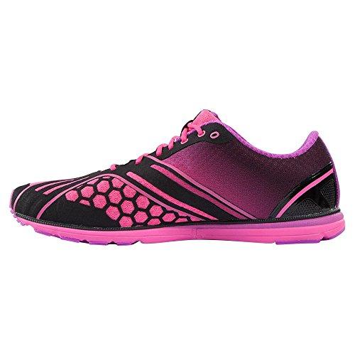 Salming Race Women's Scarpe Da Corsa nero/rosa