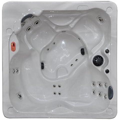 Flame Outdoor Whirlpool Spa/controllo Balboa/5persone/Dreammaker/esterno