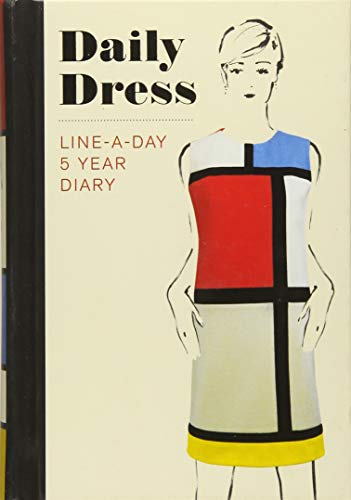 Daily Dress (Guided Journal) (Metropolitan Museum Of Art Costume Institute)
