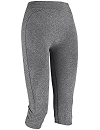 Eider eiv4135 primera capa 3/4 transpirable mujer, Grey Cloudy