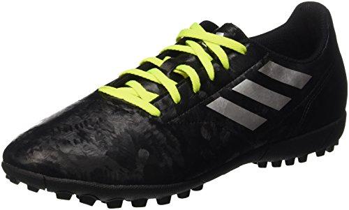 cblack Sapatos Conquisto Solred Multicolore Adidas Homens Treinamento De Futebol Ii Tf Silvmt p71Z4wq