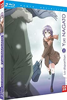 La disparition de Yuki Nagato - Intégrale 2 BR [Blu-ray] (B01HBY8GW6) | Amazon Products