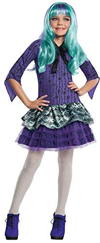 (Generique Twyla Monster High-Kostüm für Mädchen 122/134 (7-9 Jahre))