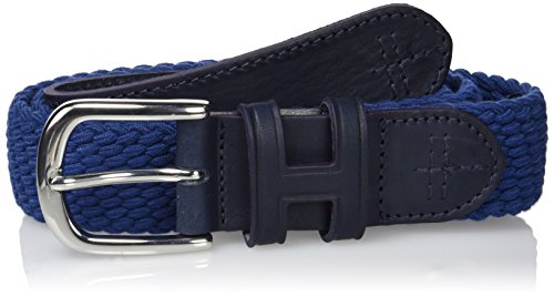 hackett-london-herren-gurtel-35-mm-parachute-belt-blau-m