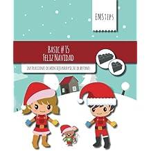 EMSteps #15 Feliz Navidad: Instrucciones de montaje para piezas de botones: Volume 15 (EMSteps Basic)