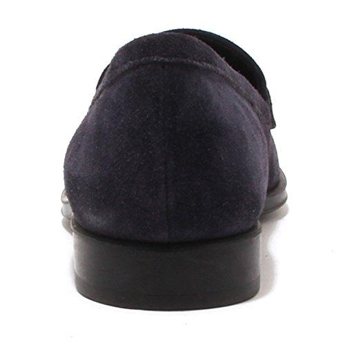 4200P mocassino donna TOD'S blu scarpa shoe woman Blu