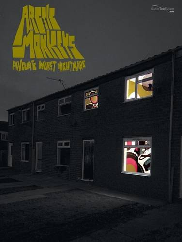 Favourite Worst Nightmare: (Guitar Tab/Vocal) (Gtab)