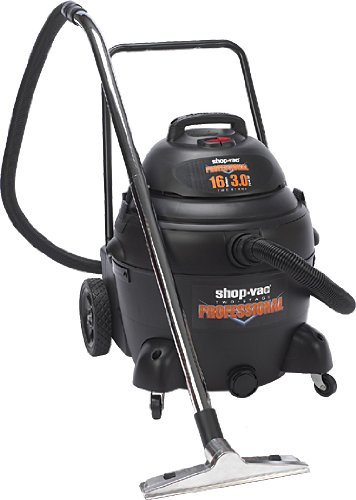 SHOP-VAC 9621210 PROFESSIONAL COMMERCIAL DUTY VACUUM - 12 GALLON CAPACITY